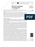 A_mode for Workplace Learning