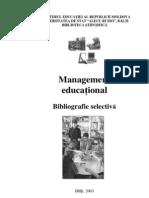 Management educaţional