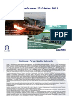 For Web FLEX LNG and InterOil Presentation at Seoul FLNG Conference 25 October 2011