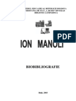 Ion Manoli