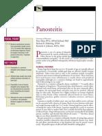 Panosteitis