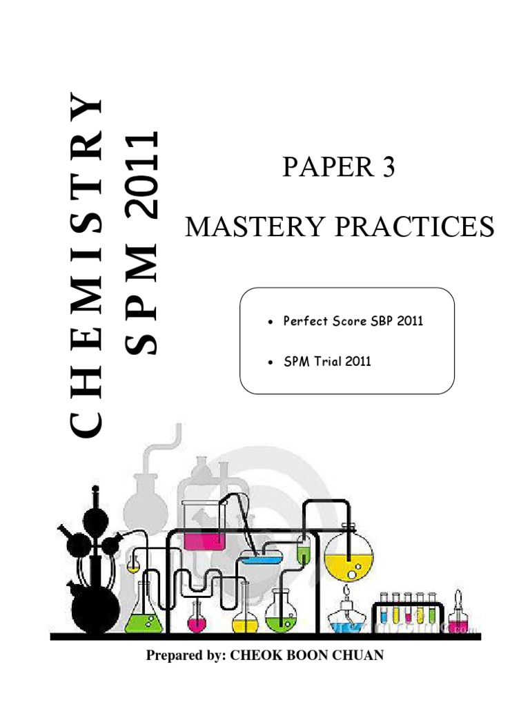 Paper 3: Mastery Practices