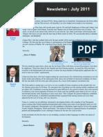 Bpl Newsletter July 2011