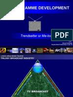 Iwan Sudirwan - TV Programme Development