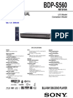 Et Service Manual Rmt-b104a