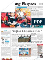 Koran Padang Ekspres | Rabu, 26 Oktober 2011