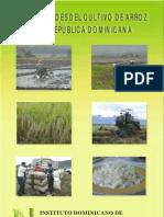Generalidades del cultivo de Arroz en la República Dominicana