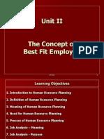 Unit II