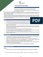 EU FfW 2011 MSD Backgrounder