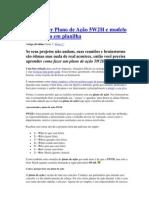 Como fazer Plano de Ação 5W2H e modelo de exemplo em planilha