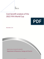 CBA of the 2022 FIFA World Cup