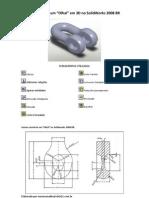 """Construindo um """"Olhal"""" em 3D no SolidWorks"""