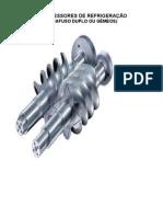 Compressores de Refrigeração - Compressor de Parafuso ou Gémeos