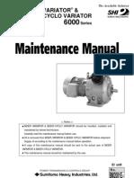Manual Beier Variator SHI BM2001E 1