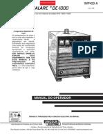 Processo Arco Submerso Dc1000 Manual