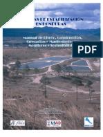 Laguna de Estabilizacion en Honduras