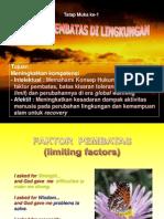 1 Abiotic Factors