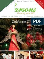 Esher Christmas Gazette 2011