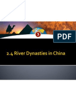 2 4 river dynasties in china