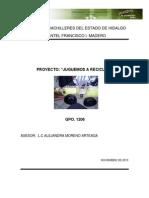 Proyecto Juguemos a Reciclar 2 Docx (3) (1)