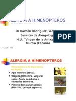 24-11 Alergia a Himenopteros