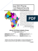 African Oil Policy Initiative Group - White Paper