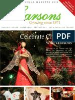 Titchfield Christmas Gazette 2011