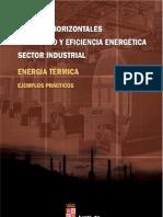 Manual de Mejoras Horizontales. Energía Térmica