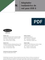 Belkin Spanish Manual
