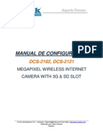 Manual de Configuracion DCS-2121 2102
