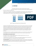 Gpu Programming in Matlab 91967v00
