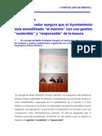 26-10-11 MEDIO AMBIENTE_Seminario Nueva Ley de Residuos