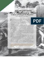 Certificates of Discharge War of 1812 - Prologue Fall 2011