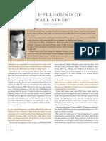 Hellhound of Wall Street - Prologue Fall 2011