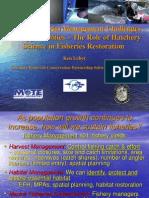 Marine Fisheries Enhancement