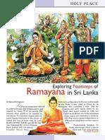 Ramayana+Circuit +Hindu+Today
