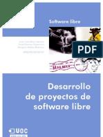 Desarrollo Proyectos Software Libre