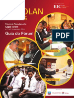 Elite Angolan Careers Guia do Forum - Cape Town 2011