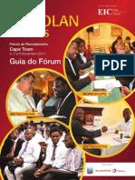 Elite Angolan Careers Guia do Forum - Cape Town 2011