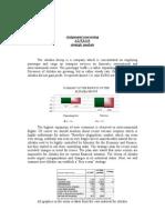 Alitalia Strategic Analysis
