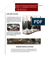 Comisionistas de Bolsa - Boletin