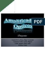 Presentacion Amplificadores Opticos