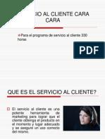 Servicio Al Clientecara a Cara.ppt Expo Sic Ion Kelly
