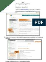 SENA - Pasos Para La Consulta de Las Normas de Certificacion de Competencias Laborales