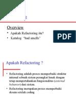 16A-Refaktoring