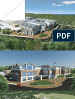Duxbury Middle/High School Renderings