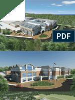 Duxbury Middle/High School Renderings