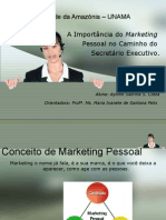 Slide Marketing Pessoal- Sabrina 09-12