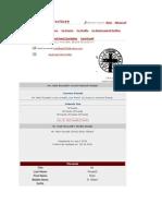Boston College Alumni Directory Appreciative Update