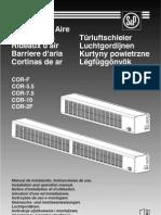 Cortina de Aire Soler-palau